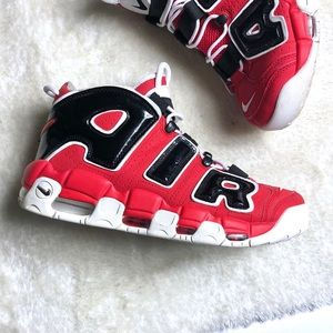 Coming Soon: Nike Air More Uptempo GS Varsity Red